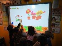 Juegos interactivos con inglés