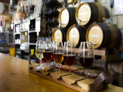 Guided Tour, Tabancos in Jerez+Wine tasting