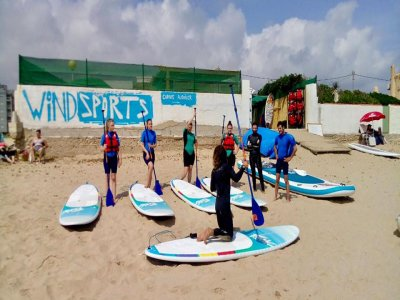 Windsurf kayak paddle surf y vela Gandía 4 horas