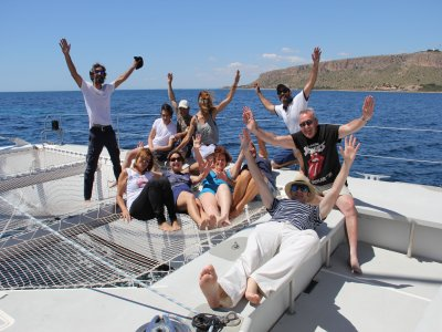 Catamaran Trip in Costa Blanca 3 Hours