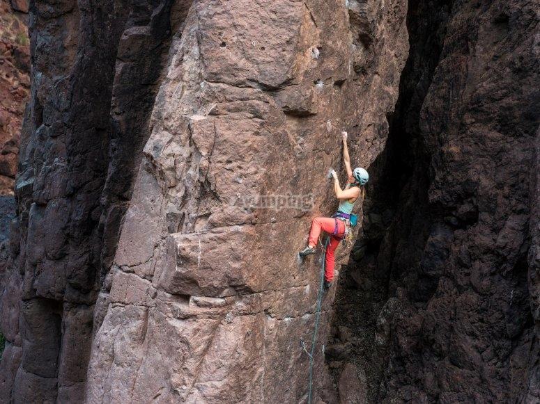 Pro Climbing