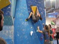 Practica la escalada