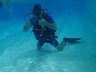 PADI开放水域课程塔拉戈纳