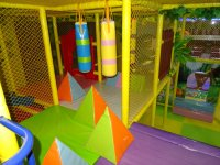 Padded surfaces for kids