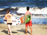 Technification course to surf