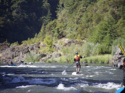 Paddle surf en río Deva durante 1:30h
