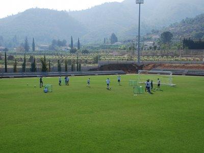 2-Weeks Christmas FC Porto Campus, Enguera