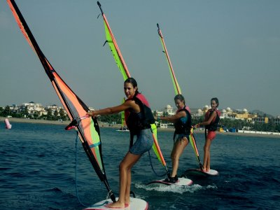 Windsurfing course Vera 5 days 1:30h