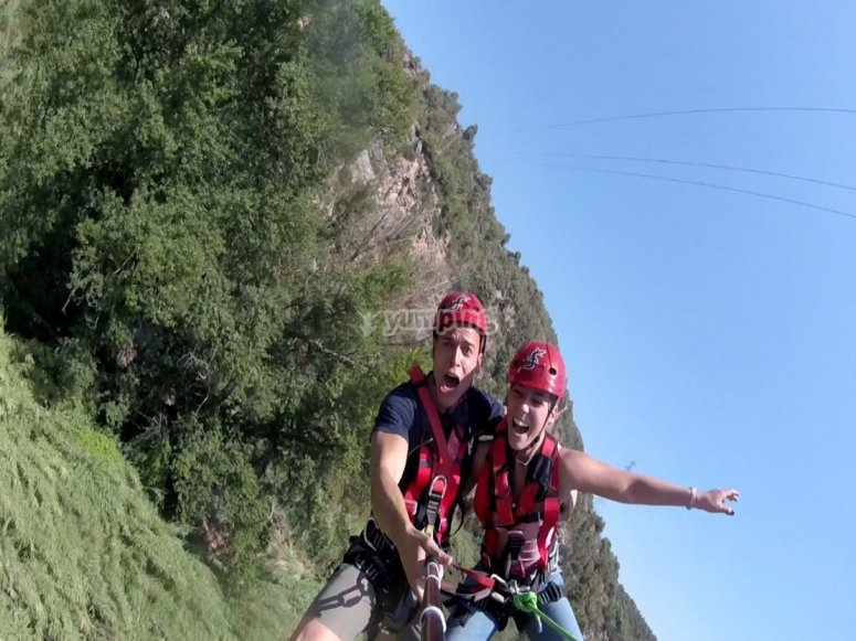 Adventure in Montserrat