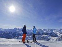 Esquí en los mejores lugares de Europa y Estados Unidos