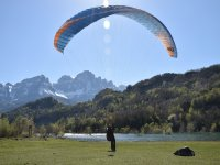 Intro to Paragliding in Madrid, 4 Hours