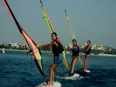 Vera的风帆冲浪设备租赁