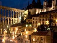 Segovia de noche