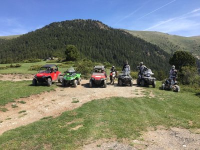 Dune Buggy Trip in Andorra, 2hrs