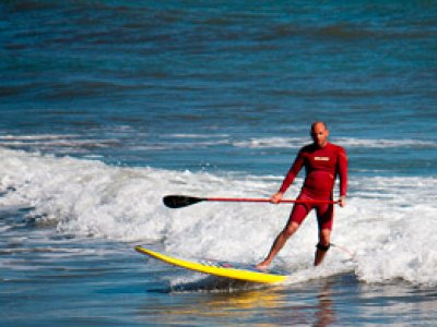 Stunts Cartagena Paddle Surf