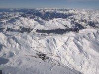 Pirineos y Alpes