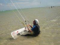 Kite drag