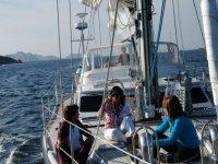 Our pleasure boat