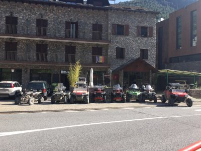 Quad Bike Route, Andorra 3 Hours