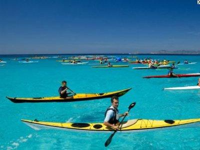 4 Nómadas Kayaks