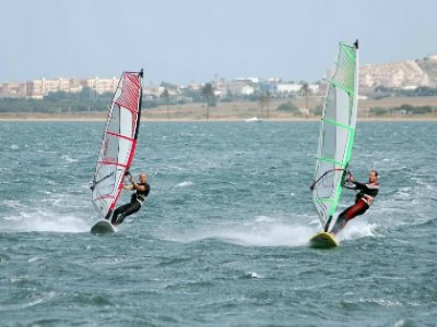 Stunts Cartagena Windsurf