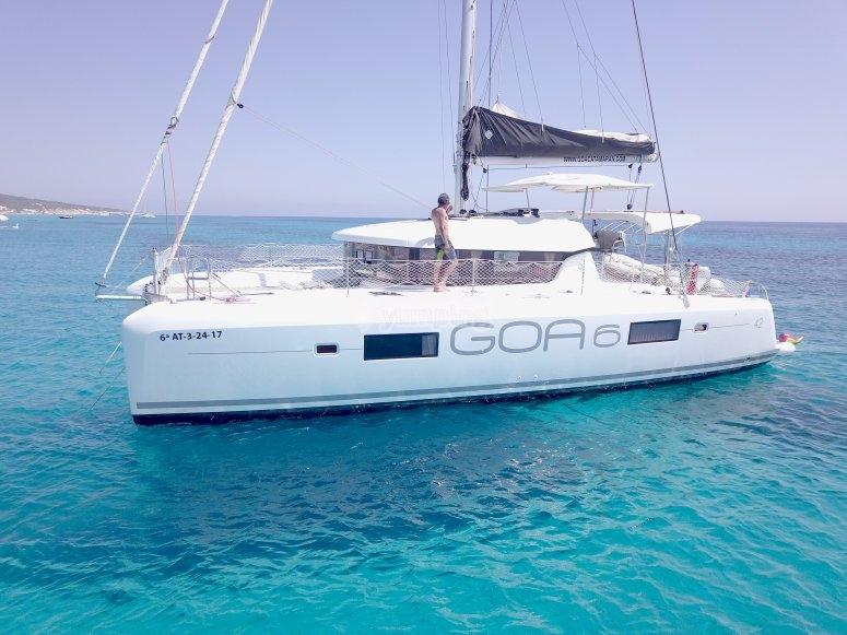 Goa 6 Catamaran ibiza 6