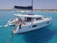 Paseo en Catamarán en Ibiza y Formentera 8h