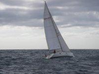 Uno de nuestros barcos de vela