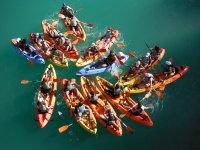 Solter @的告别。皮划艇+浮潜+食物