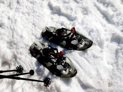 Isadia Aventura Raquetas de Nieve
