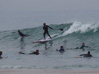 Curso de Paddle Surf en El Masnou 4 clases 2 horas