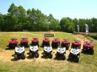 More than ten quads