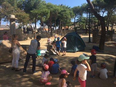 Aventura Con Colegios en Madrid durante 3 horas