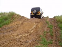 4x4 en ruta por la sierra