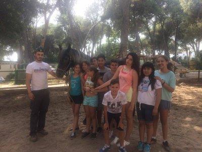 Campamento urbano Marbella 2 semanas con comida