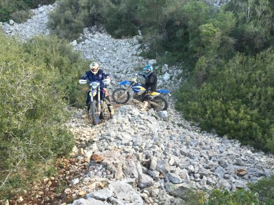 One day Enduro tour in Viladrau