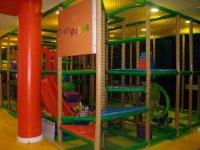 Parco sicuro per bambini