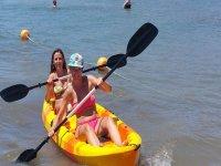 Kayak en Alicante