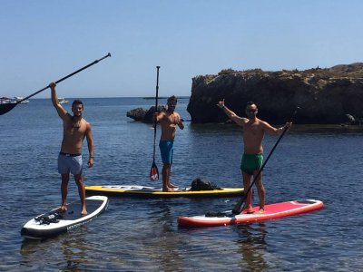 Blue Valley Watersports Paddle Surf