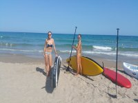 Jornada de paddle surf