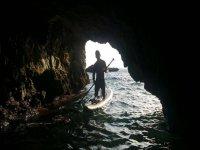 Calas y cuevas