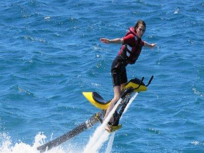 Jetovator a Tenerife 2 attività in 30 minuti