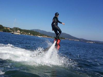 Curso de flyboard en Vigo durante 30 minutos
