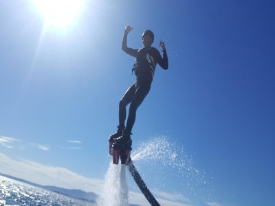 Curso Flyboard de 40 minutos en Vigo