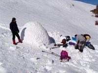 建造一个冰屋