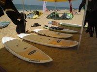 tablas de padle surf
