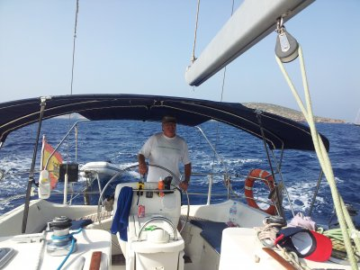 Trip from Calpe to Ibiza and Formentera one week