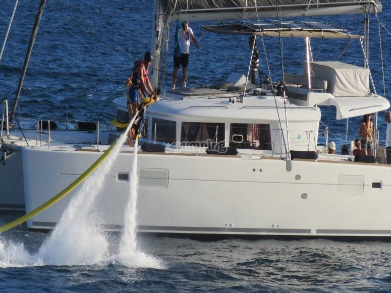 Aventura náutica