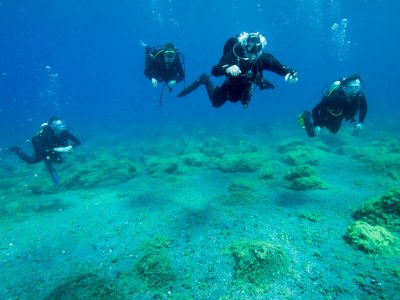 RAID Advanced 35 diving course in Tenerife