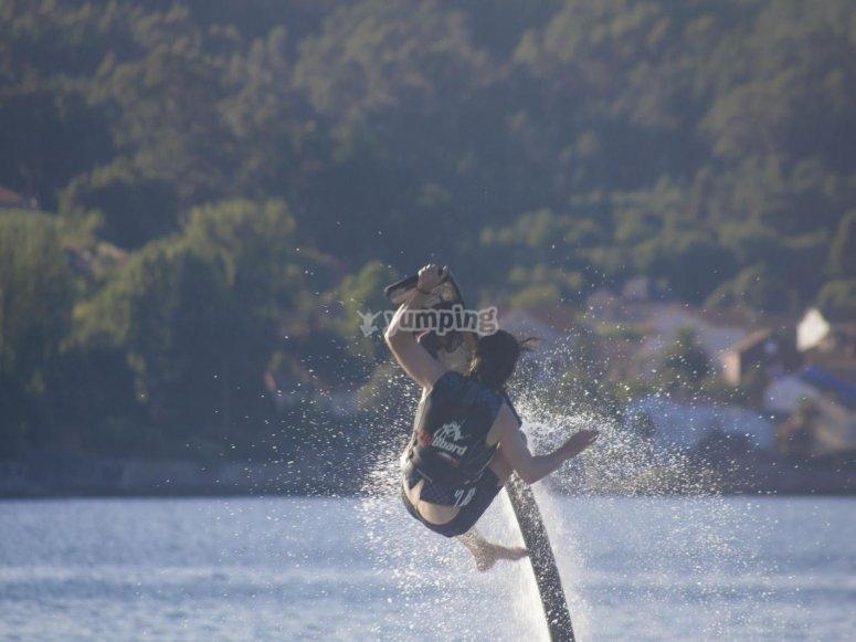 Hoverboard tricks